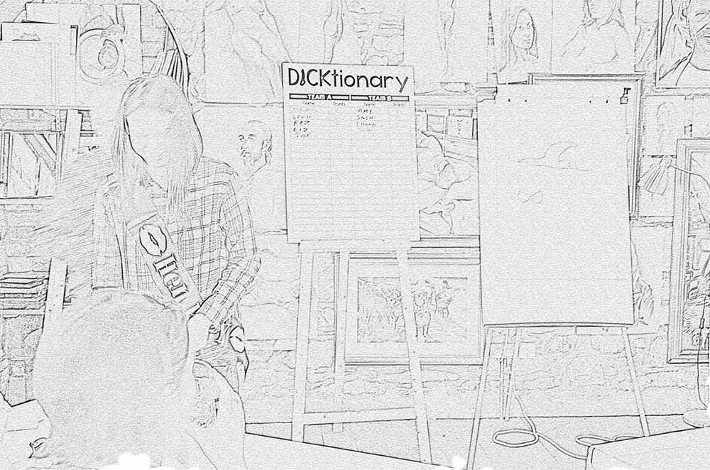 Hen Party : Dicktionary Galway